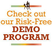 Risk-Free Demo Program - Saddle Up Treeless Saddles