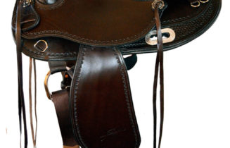 Freeform NEW western saddle