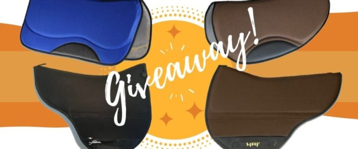 Saddle Pad Giveaway - Enter to Win! Saddle Up Treeless Saddles