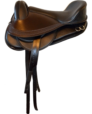 Freeform Scout Treeless Saddle